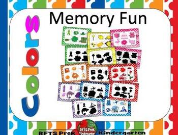 Colors: Memory Fun