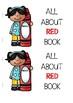 Colors Mini Books - Crack a Code, Sentence Fixing, Tracing, etc