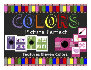 Colors: Picture Perfect
