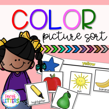 Colors Picture Sort Pack