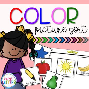 Color Picture Sort