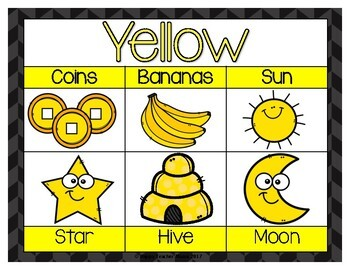 Colors (Posters & Flashcards)