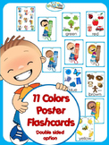 Colors Flashcards