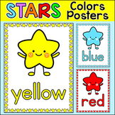 Star Theme Colors Posters