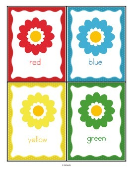 Flowers Color Posters