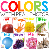 Colors Posters with Photographs