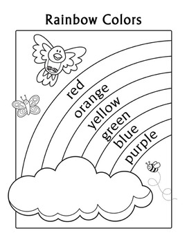 english numbers coloring pages - photo#38