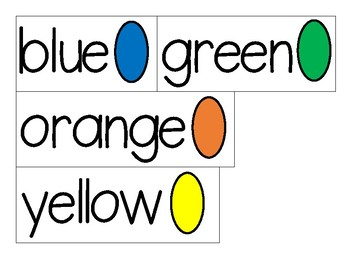 Colors Question of the Day