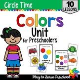 Colors Circle Time Unit