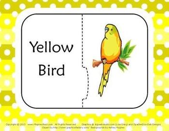 Colors: Read-n-Match