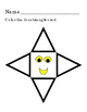 Colors Red Black Yellow Numbers 1 2 3 4 Shape Triangle 4 pages