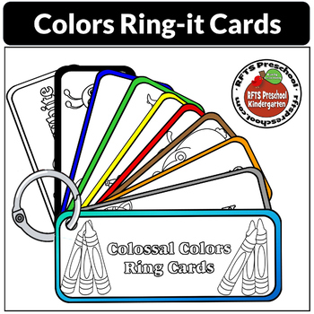 Colors Ring It Cards