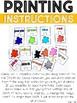 Colors Set 1: Small Box Activities