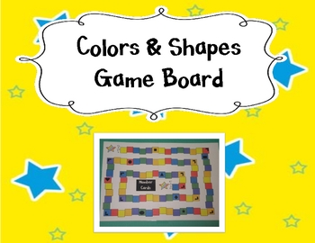 Colors & Shapes Game