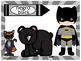 Colors & Shapes Super Heroes Bilingual