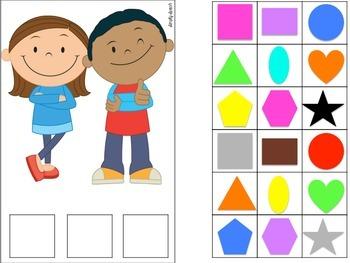 Colors & Shapes Thematic Unit