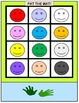 """""""Colors, Shapes, and Numbers!"""" -- Group Games, Folder Game"""