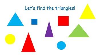 Colors, Shapes, and Patterns Lesson Bundle