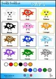 Colors Sheet