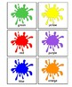 Colors Sorting Activity--Primary and Secondary Colors--Montessori Color Tablets