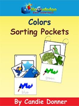 Colors Sorting Pockets