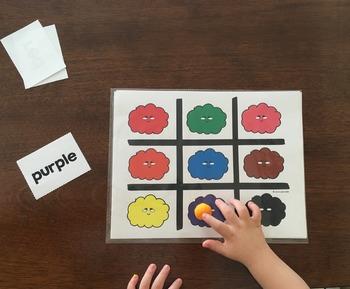 Colors: Interactive Sensory Play