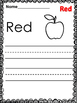 Colors Unit for Kindergarten and Pre K