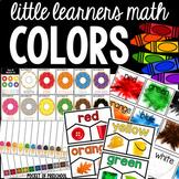 Colors Unit for Preschool, Pre-K, and Kindergarten