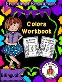 Colors Workbook Bilingual Bundle