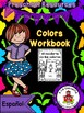 Colors Workbook Bilingual Bundle