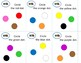 Colors Workbox or File Folder