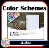 Colors and Color Scheme Test