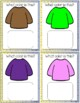 Colors and Color Words: An Adapted Book and Task Cards *SPECIAL EDUCATION