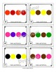 Colors and Patterns Task Cards - 36 Cards, Recording Sheets, and Answer Sheet