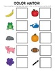Colors and Shapes Binder