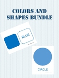 Colors and Shapes Bundle