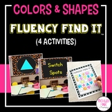 Colors and Shapes Fluency Find It®