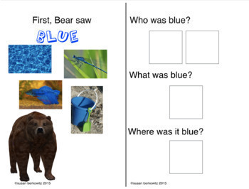 Colors and Shapes Vocabulary Bundle