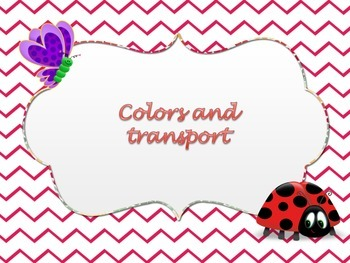 Colors and Transport