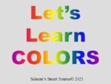Colors by Barbara Saleem