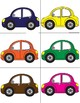 Colors - cars FREE