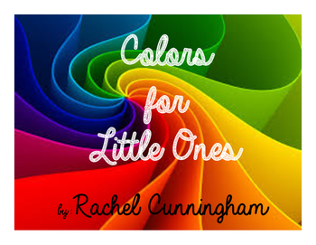 Colors for Little Ones