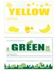 Colors in English ~ Mini Booklet