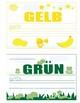 Colors in German ~ Die Farben ~ Mini Booklet