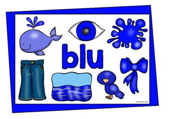 Colors in Italian