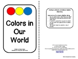 Colors in Our World-single-sided