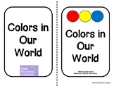 Colors in Our World--two-sided