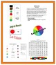 Colors in Spanish-9 Activities (40 Pages + 30-Slide Powerpoint)