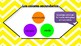 Colors in Spanish (Afterimage Activity)