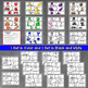 Colors in Spanish: Los Colores Puzzles - Literacy Center Activity - Easy Cut